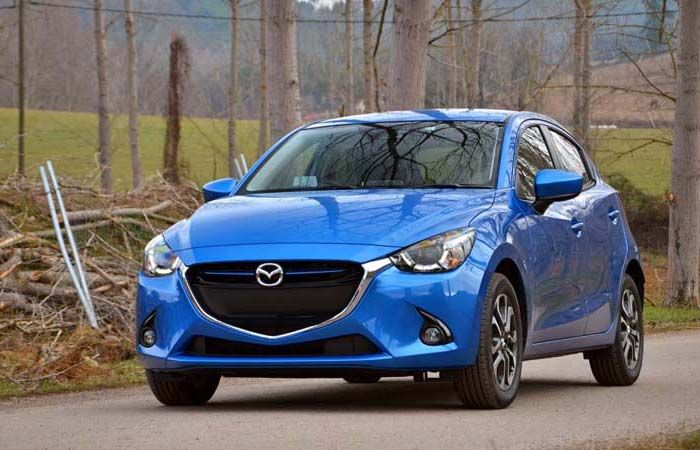 2019 Mazda 2 Rumor and Restyled with Best i-ACTIVENSE Technology