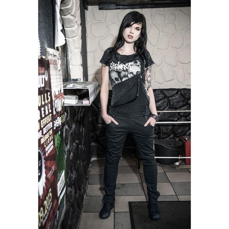 Slipknot  T-shirt  »Black Premium by EMP Signature Collection« | Nu te koop bij Large | Meer Band merch  T-shirts online beschikbaar - De beste prijs!