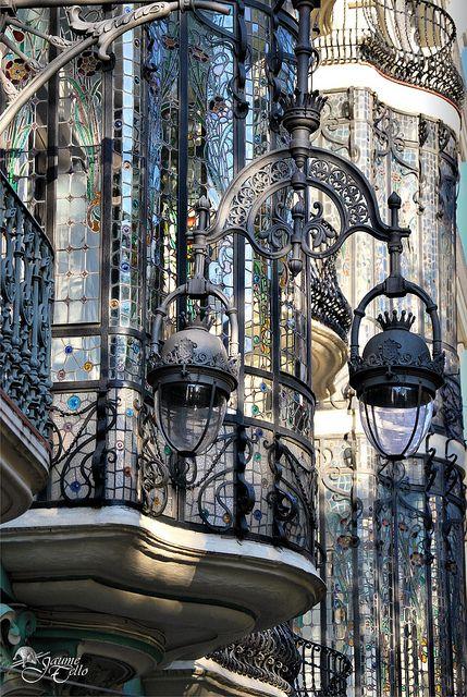 Arte | Barcelona, España. Lugares. Ciudades maravillosas.