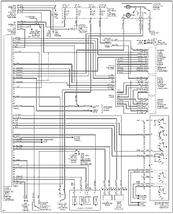 Volvo 850 Transaxle Wiring Diagram In 2020 Volvo 850 Volvo Diagram
