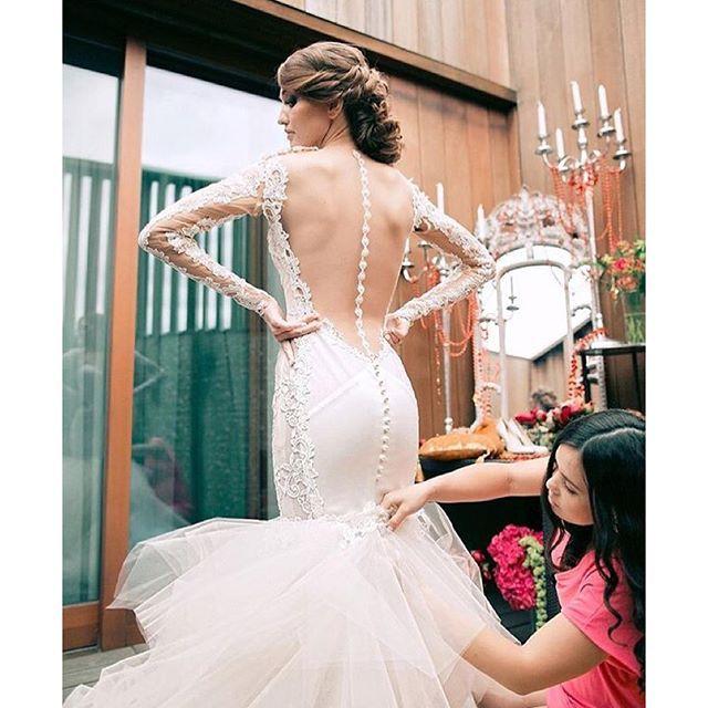 103 Best Lace Wedding Dress Images On Pinterest