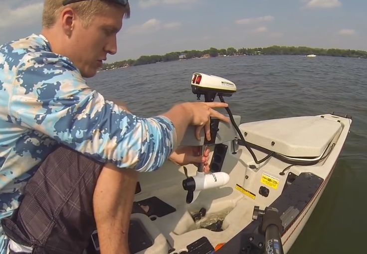 Diy Hobie Mirage Drive Trolling Motor Compatible With