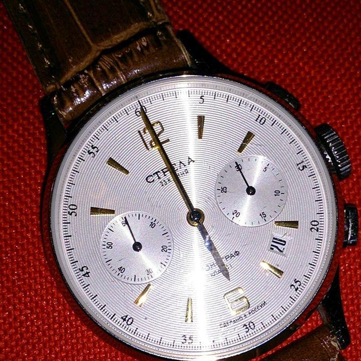 Poljot Strela Chronograph