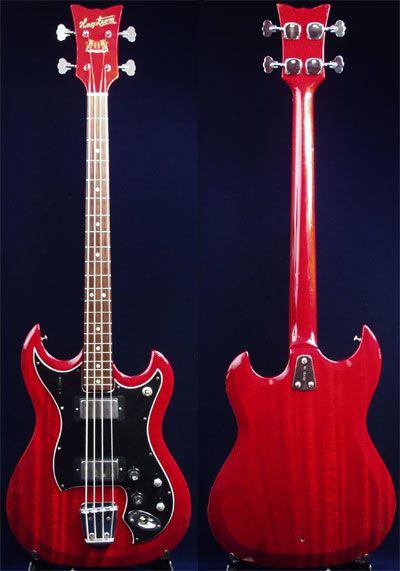 Hagstrom Bass Guitar