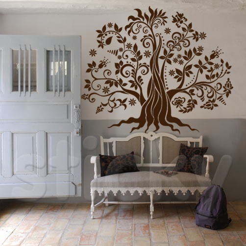 Wall Sticker TREE 2 by Sticky!!!