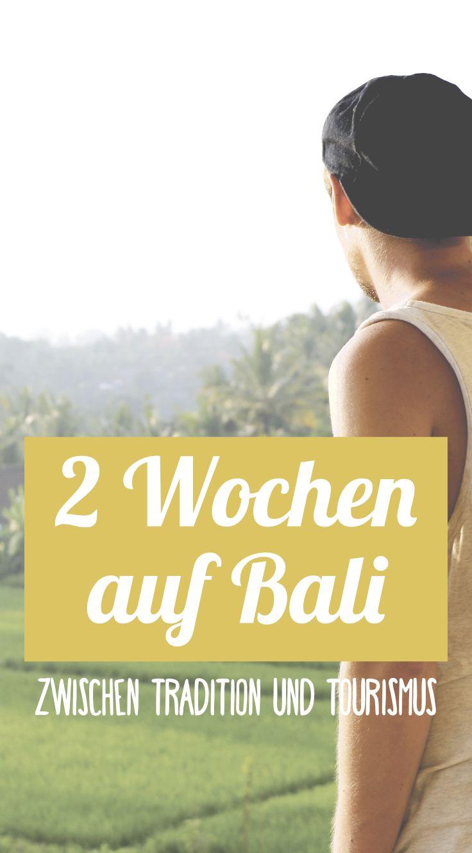 ✈ Reisebericht Bali • Insel der zwei Gesichter