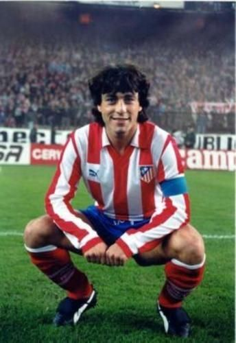 Paulo Futre (uno de los jugadores más laureados de Portugal y del Atlético de Madrid)