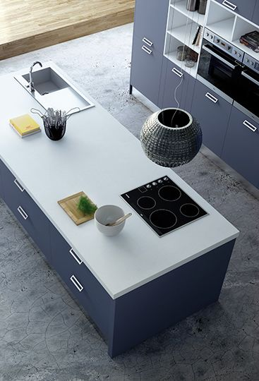 Encimeras Laminadas De Cocina | 30 Best Cocinas Antalia Images On Pinterest Spaces Infinity And