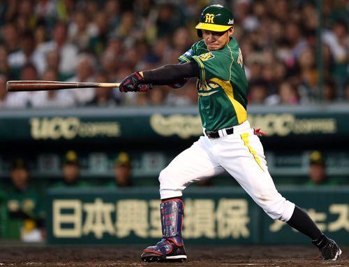 Takashi Toritani (Hanshin Tigers)