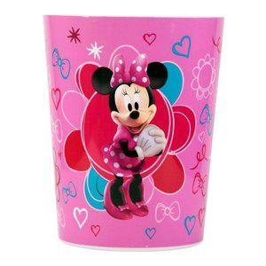 Disney Minnie Mouse Waste Basket