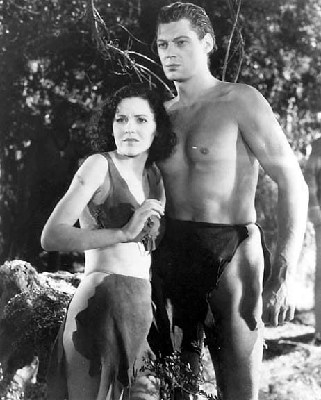 Tarzan and His Mate (1934 film, starring Johnny Weissmuller)