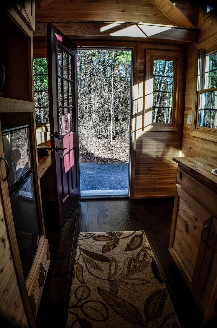93 best Tiny house 5 images on Pinterest   Tiny house living, Tiny ...