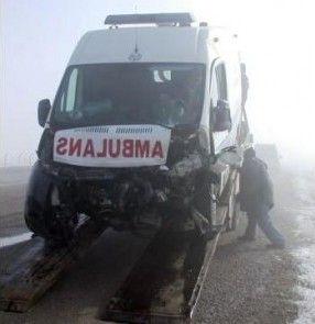 Ambulanslar takip edilecek