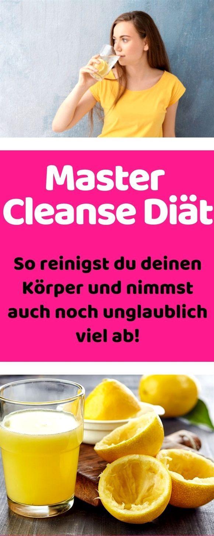 The Master Cleanse # Diet – Abnehmen und Entgiften The Master Cleanse # Diet (…..