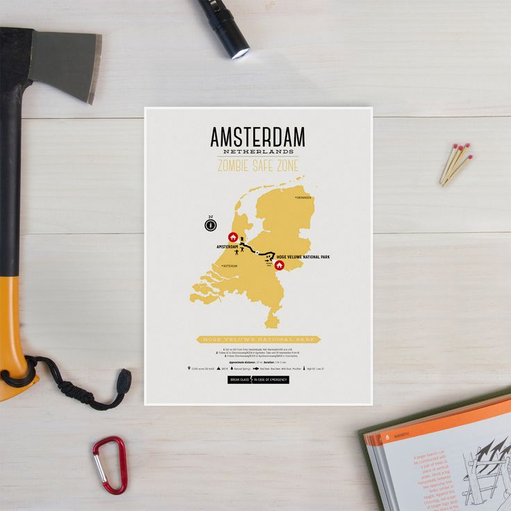 Netherlands Map Of Country%0A Zombie Safe Zone  Amsterdam Map
