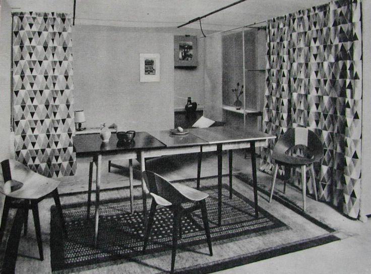 """Scallop"" chair by Teresa Kruszewska, photo: from the archives of Teresa Kruszewska"