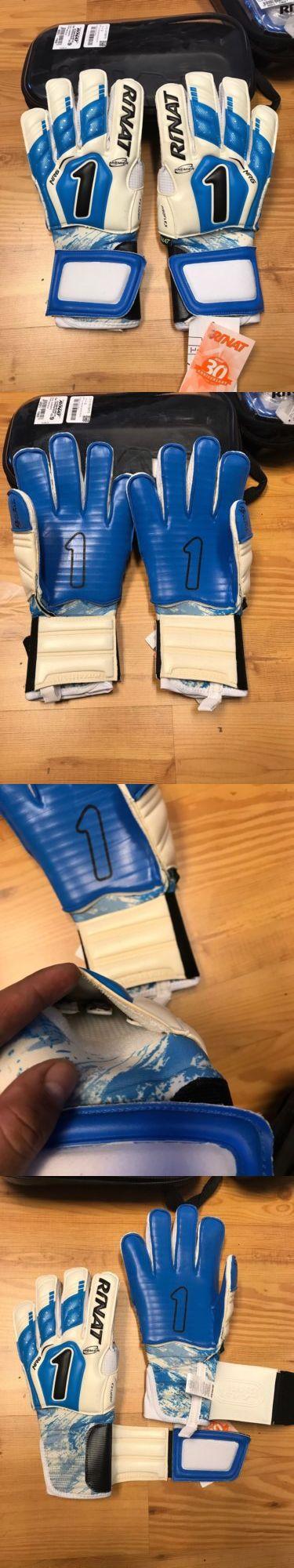 Gloves 57277: New Rinat Uno Premier Pro Nrg Spine Goalie Soccer Glove Sz 10, Goalkeeper, -> BUY IT NOW ONLY: $75 on eBay!