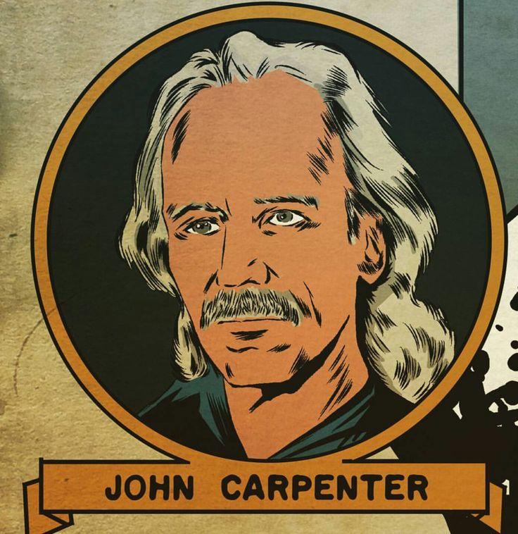 Matthew Therrien - John Carpenter