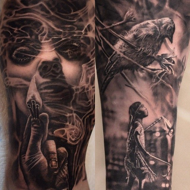 17 best images about tattoo artist matthew james on pinterest no regrets tattoos and body. Black Bedroom Furniture Sets. Home Design Ideas