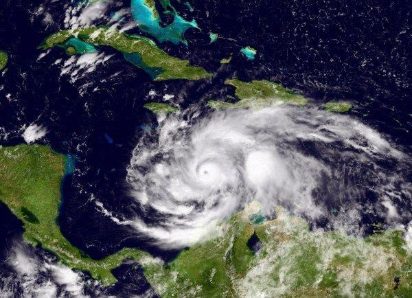 Is Hurricane Nicole The Swan Song For Hurricane Season 2016?