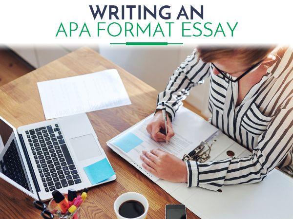 apa essay reference