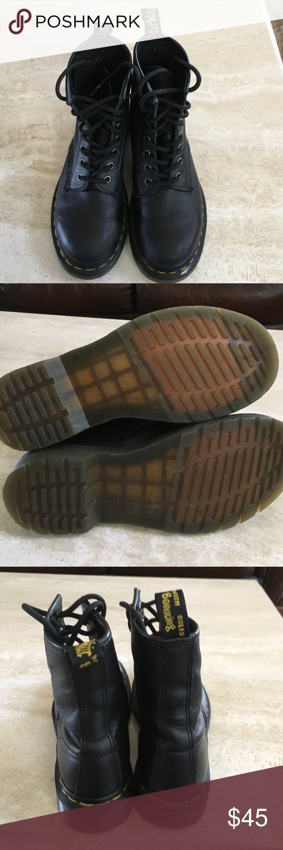 Doc Martens Like new condition Doc Martens. Dr. Martens Shoes Combat & Moto Boots