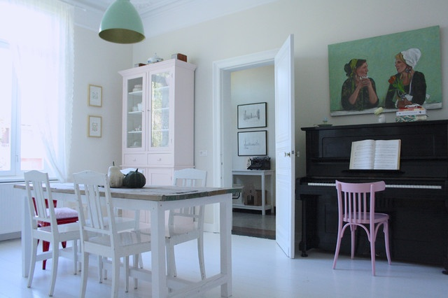 Small Dining Room Piano Room Interiors Dining Room Pinterest