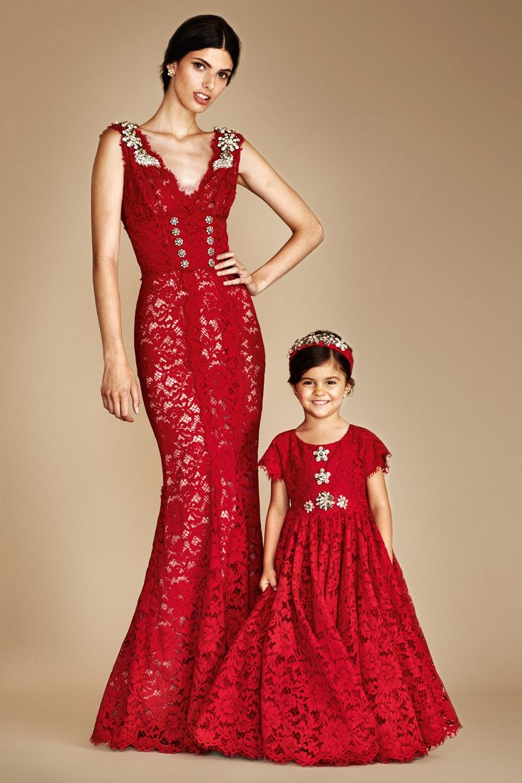 Read Like Mother Like Daughter: Party time and get inspired by Dolce & Gabbana Luxury Magazine suggestions.