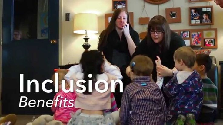 Inclusive Early Years Programs - Benefits for Children with Special Needs