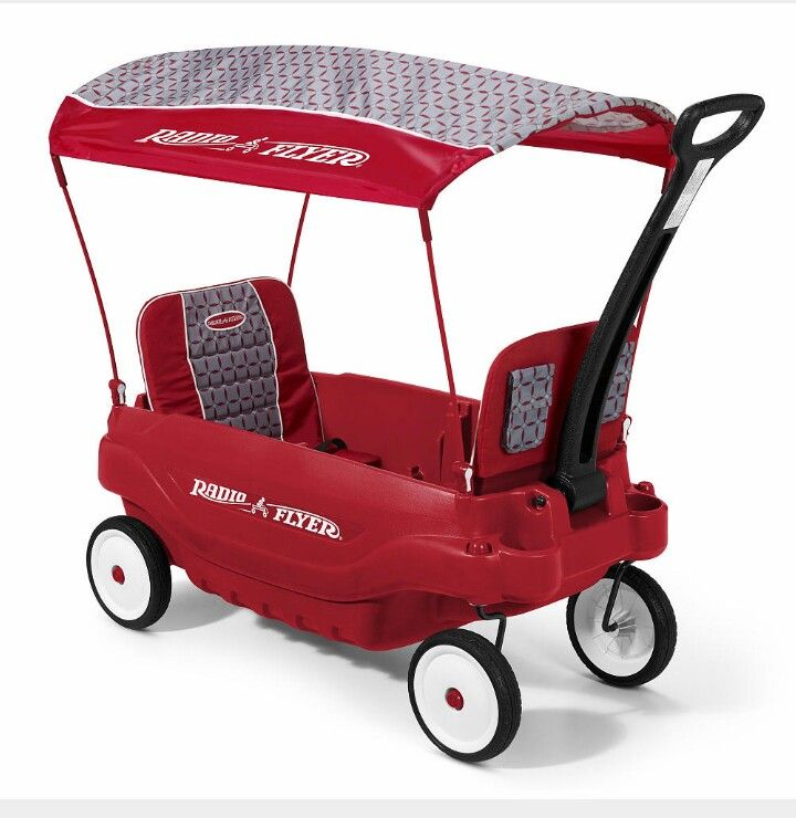 Radio Flyer Family Wagon