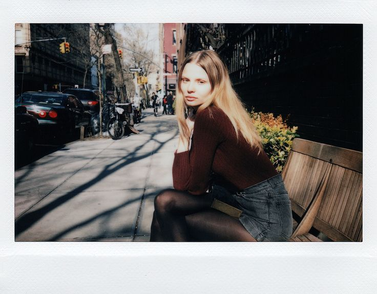 Magdalena Frackowiak — Interview | The Fashionography