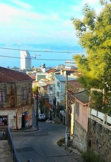 Valparaíso,  Cerro Bellavista