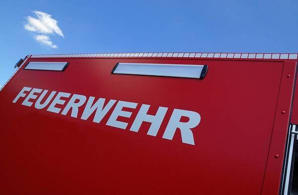 Hohenems: Ölaustritt - mehrere Feuerwehren im Einsatz