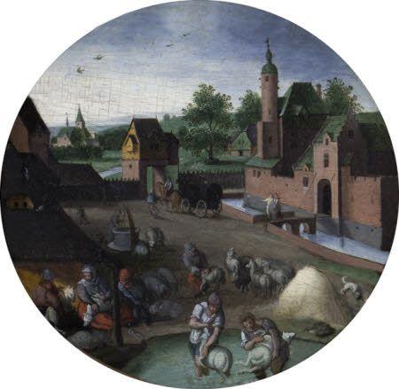 Abel Grimmer - Spring