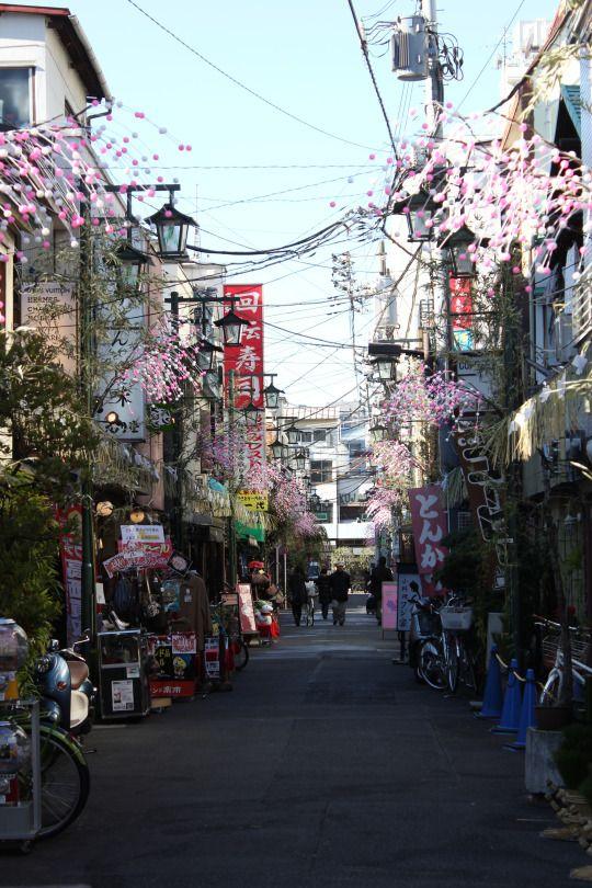 Tokyo alley! #Japan