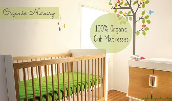 Recommendations For Natural Non Toxic Organic Crib Mattresses Organic Crib Mattress Cribs Natural Crib