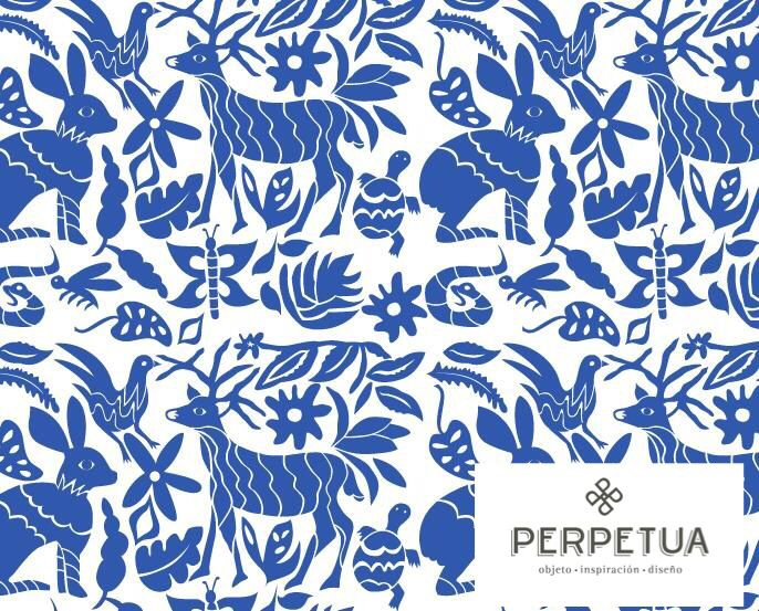 Perpetua muebles perpetua muebles madera mesa textil for Textil muebles
