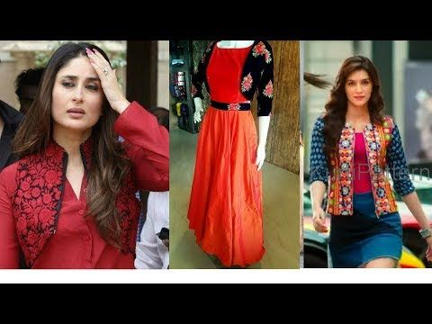 5116219a790 new  latest jackets designs for girls 2017 - 2018 - YouTube