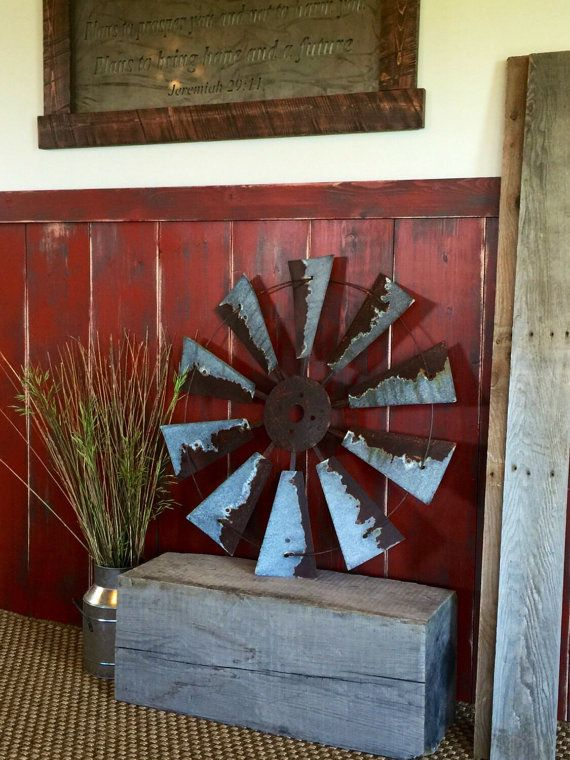 Idea for wall in new house - place to get ship lap.....Distressed Ship Lap Ship Lap Siding Barn Red by JNMRusticDesigns