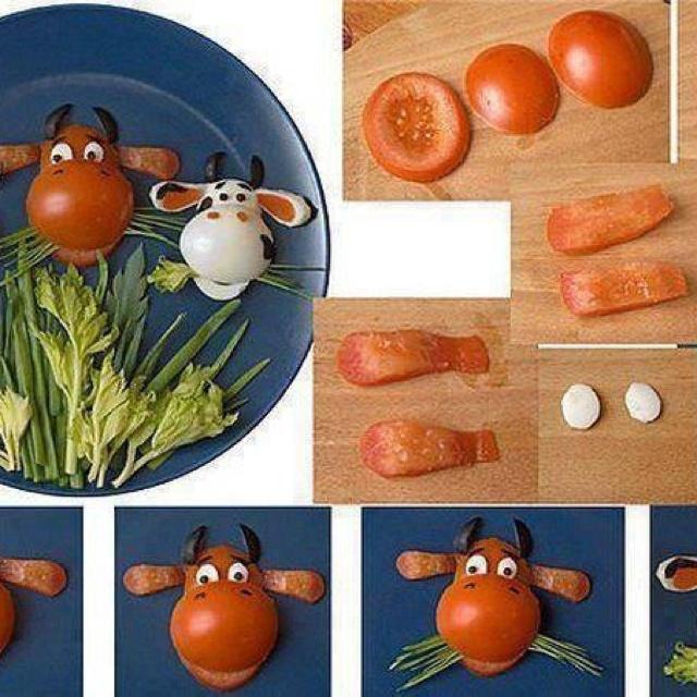Healthy, fun snacks ;)