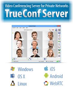 We are proud to inform you that a new version of TrueConf Server 4.3.2 is released. Managing your video conferencing has become easier thanks to the access to the server for all local administrators and modified authorization for remote administration. Try the new version of TrueConf Server, we're waiting for your comments! Learn more about the new version in our blog: http://goo.gl/ebdBGK ‪#‎TrueConf‬ ‪#‎TrueConfServer‬ ‪#‎Videoconferencing‬