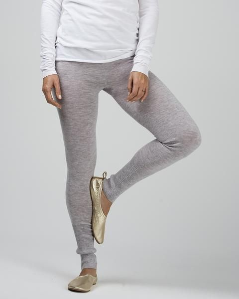 100% merino extra long leggings, (available in two shades) $139 www.sassind.com