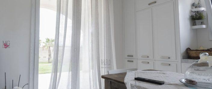 """tende per soggiorno, camera da letto, cucina abitabile la """"ROSA del DESERTO"""" colore Sabbia del Sahara"""