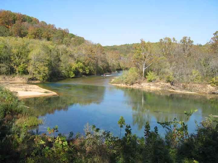 Ozark National Scenic Riverways, MO