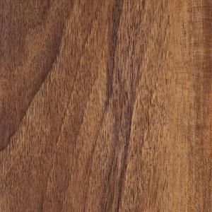 Hampton Bay, Hand Scraped Walnut Plateau 8 mm Thick x 5-9/16 in. Wide x 47-3/4 in. Length Laminate Flooring (18.45 sq. ft./case), HL1003 at The Home Depot - Mobile