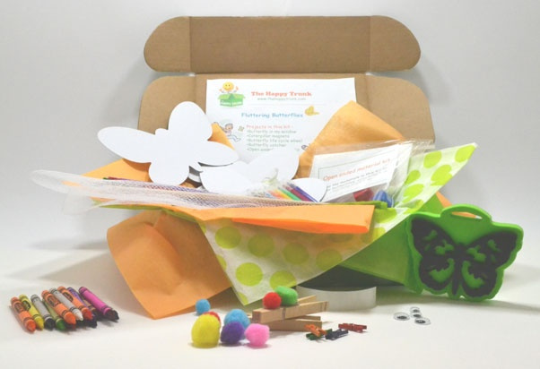 1000 images about the happy trunk reviews on pinterest for Kid craft subscription box