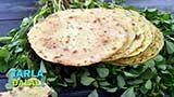 Pressure Cooker Naan recipe | Roti Recipes | Subzi Recipes | by Tarla Dalal | Tarladalal.com | #226
