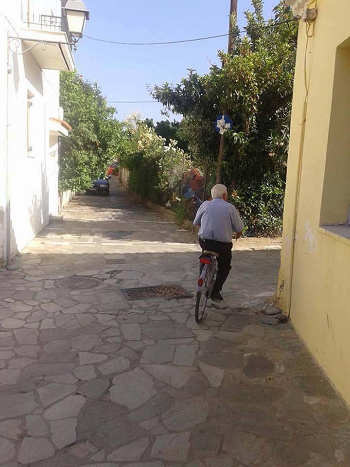 Βόλτα στα σοκάκια της παλιάς Καλαμάτας