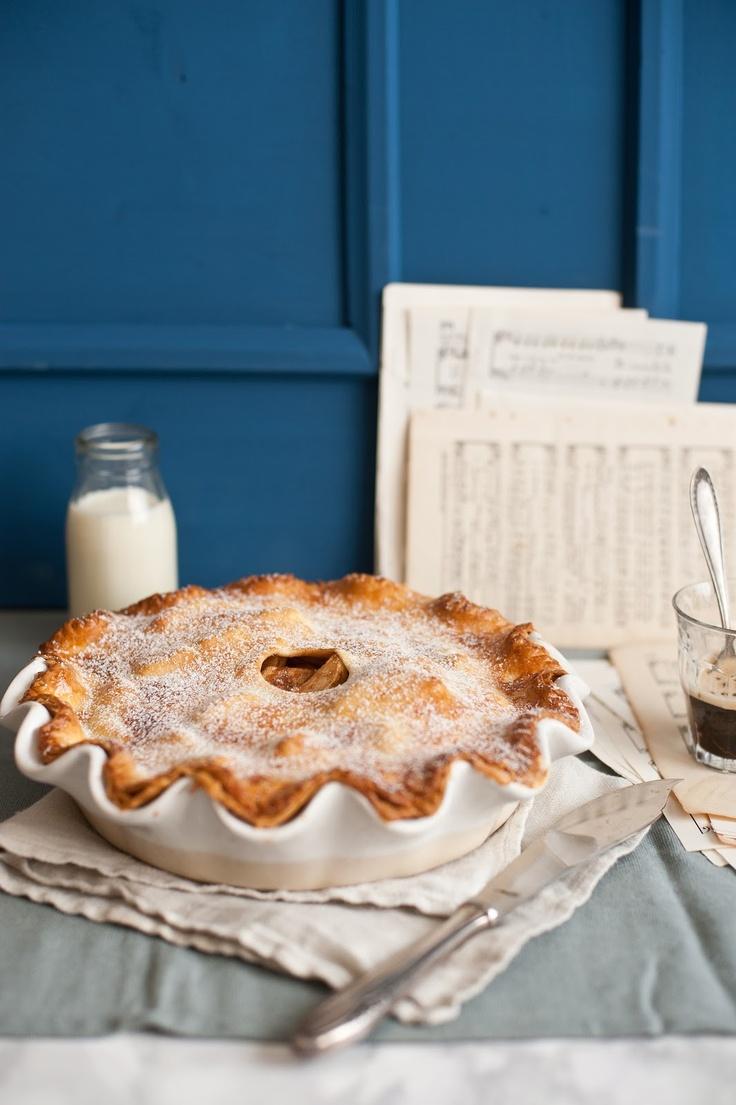 The kitchen finesse: Toffee apple pie