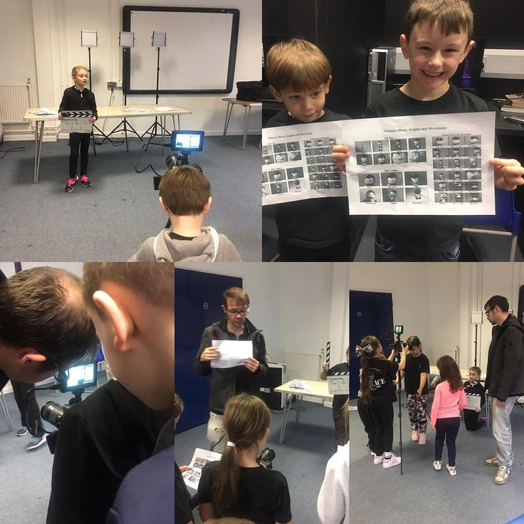 Our green group were learning all about camera shots and angles this week. Great work everyone xx #filmmaking #pqa #panning #tilting #crabbing #closeup #tracking #longshot #midshot